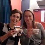 High Tea Virginia and Rebecca