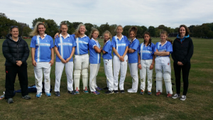 Villa Maria Cricket squad