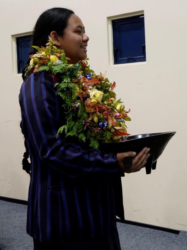 Pasifika Award - Berith