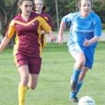 Football - running