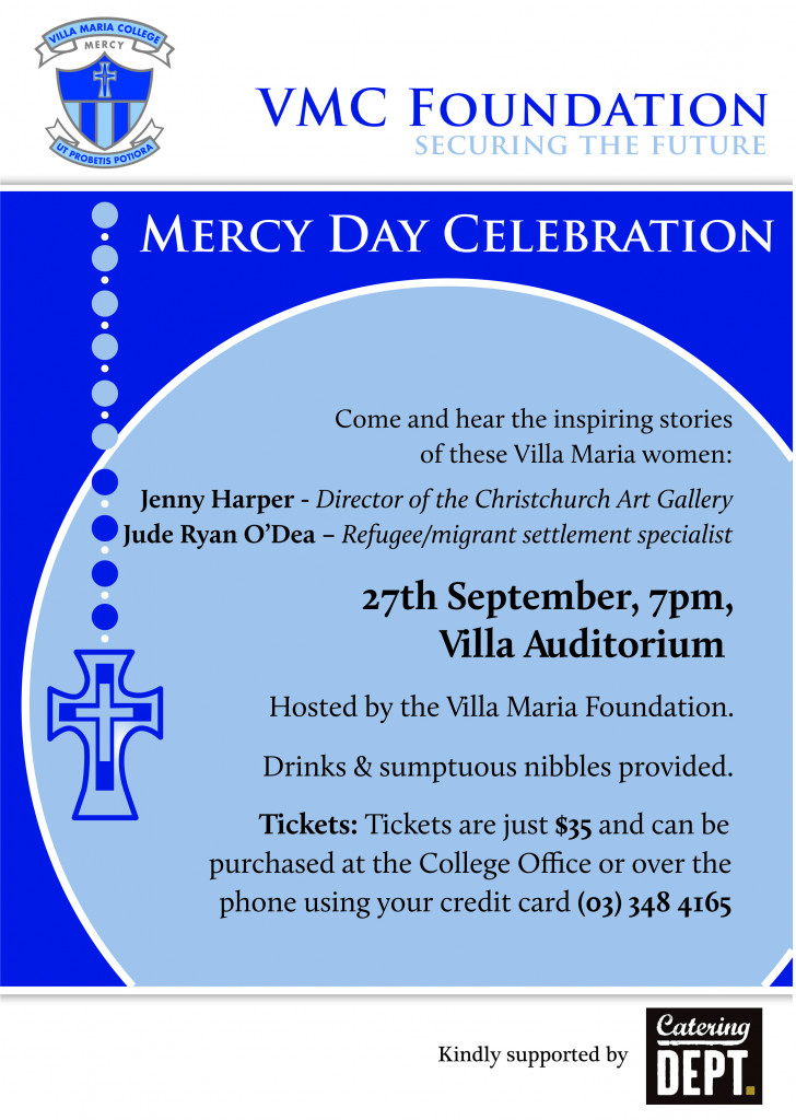 Mercy Day Celebration Invite 2017