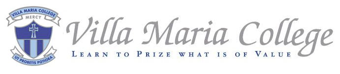 Villa Maria College | Prize what is of Value
