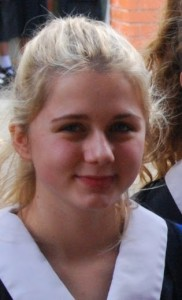 German exchange Student - Antonia