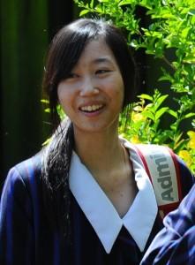 Haruka - student